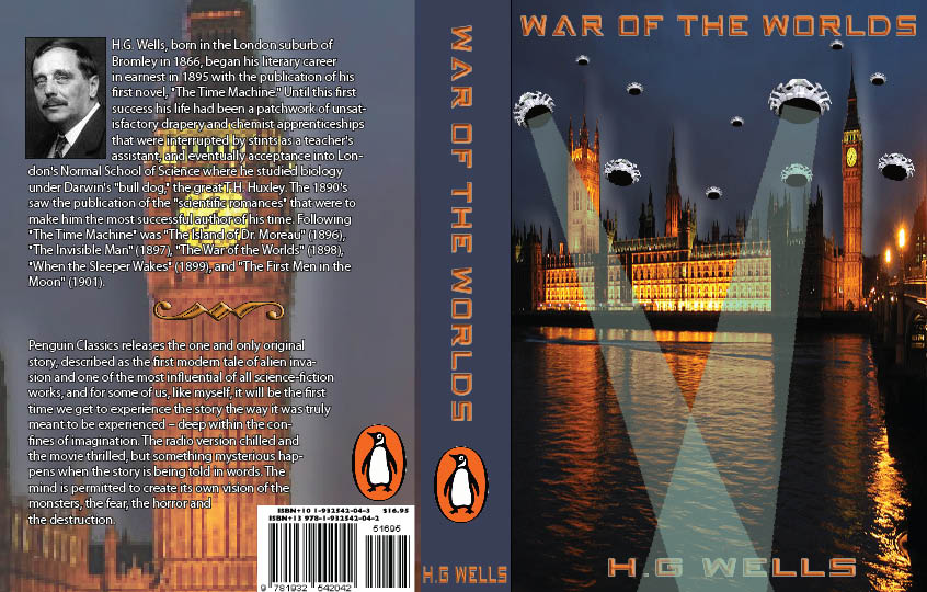 the war of the worlds book. hair war of the worlds book